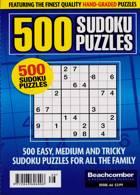 500 Sudoku Puzzles Magazine Issue NO 66