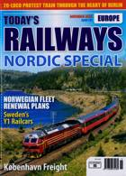 Todays Railways Europe Magazine Issue NOV 20