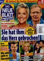 Das Neue Blatt Magazine Issue NO 44