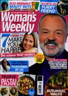 Womans Weekly Magazine Issue 29/09/2020