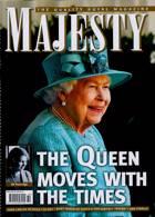 Majesty Magazine Issue OCT 20