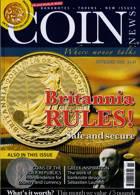 Coin News Magazine Issue NOV 20