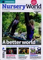 Nursery World Magazine Issue NOV 20
