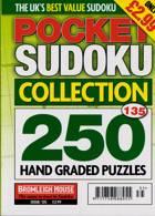 Pocket Sudoku Collection Magazine Issue NO 135