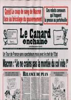 Le Canard Enchaine Magazine Issue 10
