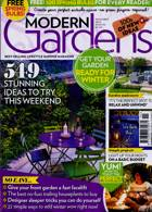 Modern Gardens Magazine Issue NOV 20
