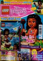 Lego Disney Princess Magazine Issue NO 7