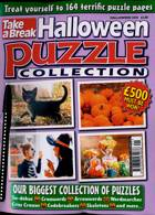 Tab Puzzle Collection Magazine Issue HALLOWEEN