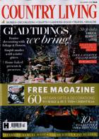 Country Living Magazine Issue DEC 20