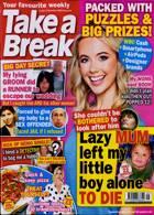 Take A Break Magazine Issue NO 45