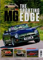 Driven By Classic Cars Magazine Issue MG EDGE