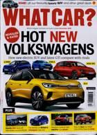 What Car Magazine Issue DEC 20