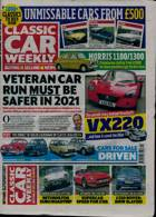 Classic Car Weekly Magazine Issue 28/10/2020