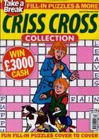 Take A Break Crisscross Collection Magazine Issue NO 13