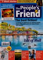 Peoples Friend Magazine Issue 31/10/2020