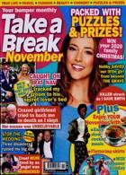Take A Break Monthly Magazine Issue NOV 20