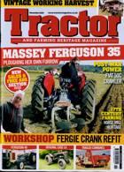 Tractor Farming Heritage  Magazine Issue NOV 20