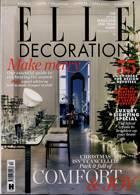 Elle Decoration Magazine Issue DEC 20