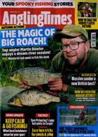 Angling Times Magazine Issue 27/10/2020