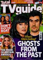 Total Tv Guide England Magazine Issue NO 45