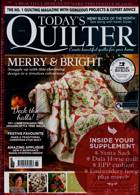 Todays Quilter Magazine Issue NO 68