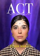 Act Magazine Issue Issue 3