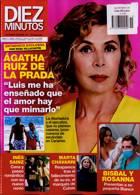 Diez Minutos Magazine Issue NO 3611