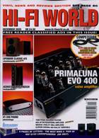 Hi Fi World & Comp Audio Magazine Issue DEC 20