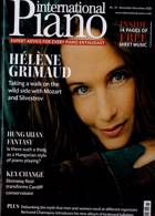 International Piano Magazine Issue NOV-DEC