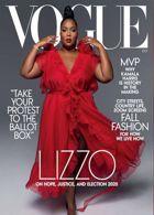 Vogue Usa Magazine Issue OCT 20