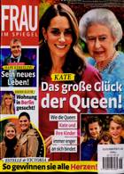 Frau Im Spiegel Weekly Magazine Issue NO 46