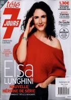 Tele 7 Jours Magazine Issue NO 3153