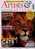 Artists & Illustrators Magazine Issue DEC 20