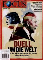 Focus (German) Magazine Issue NO 45