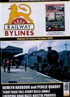 Railway Bylines Magazine Issue VOL25/11