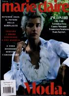 Marie Claire Italy Magazine Issue NO 10