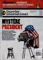 Courrier International Magazine Issue NO 1566