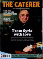 Caterer And Hotelkeeper Magazine Issue 18/12/2020