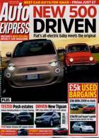 Auto Express Magazine Issue 02/12/2020