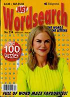 Just Wordsearch Magazine Issue NO 334