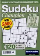 Sudoku Champion Magazine Issue NO 68