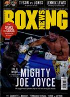 Boxing News Magazine Issue 03/12/2020