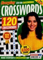 Everyday Crosswords Magazine Issue NO 158