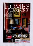 Homes And Gardens Magazine Issue FEB 21