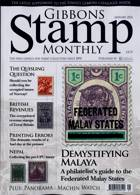 Gibbons Stamp Monthly Magazine Issue JAN 21