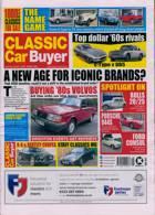 Classic Car Buyer Magazine Issue 02/12/2020