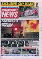 Motorsport News Magazine Issue 03/12/2020