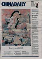 China Daily Europ Edit Magazine Issue 20/11/2020