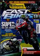Fast Bikes Magazine Issue JAN 21