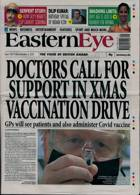 Eastern Eye Magazine Issue 04/12/2020